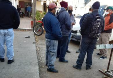 CAPILLA DEL MONTE: PARO DE EMPLEADOS MUNICIPALES