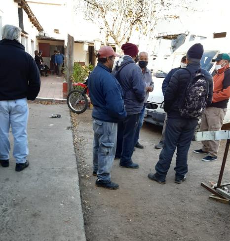 Capilla del Monte : Se levanto el paro de los empleados municipales