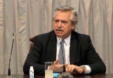 Coronavirus: Alberto Fernández anuncia que la vacuna de Oxford se fabricará en Argentina