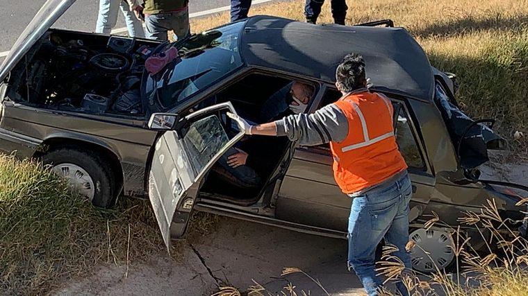 Choque fatal en Carlos Paz : Hay un muerto