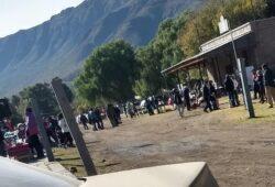 Feria en Capilla del Monte, Sin Medidas Sanitarias, ni controles y con vendedores de otras Localidades