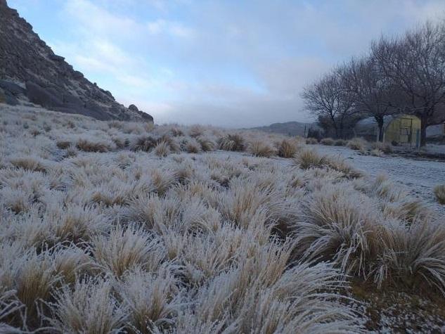 Ingreso de aire polar a Punilla y se esperan nevadas en Altas Cumbres