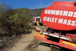 Una madre y su hija murieron en un incendio en Bialet Massé