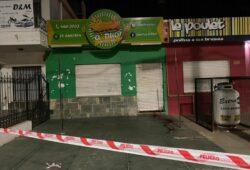 Un policía repelió el robo a su pizzería y mató al ladrón