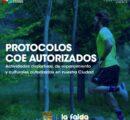 La Falda: Autorizó actividades deportivas