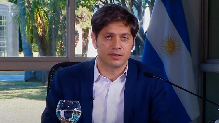 """La embajada de España, sobre los dichos de Kicillof: """"Ninguna parte del territorio español está en cuarentena"""""""