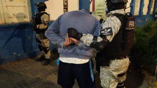 COSQUÍN: DOS DETENIDOS, SECUESTRO DE COCAÍNA E INTENTO DE FUGA