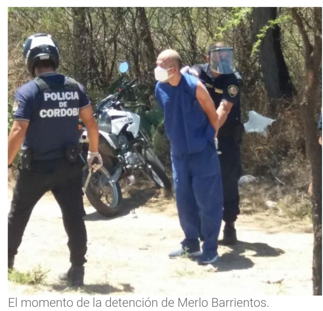 Capturaron a los Tres presos fugados con coronavirus