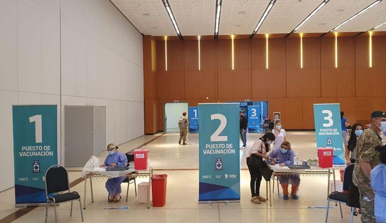 Comienza la vacunación con la Sputnik V en Córdoba