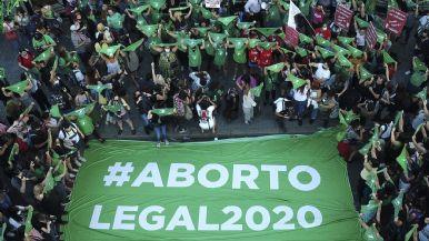 La Interrupción Voluntaria del Embarazo ya es ley en Argentina