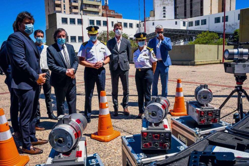La Policía Caminera sumó 15 radares para controlar la velocidad en las rutas