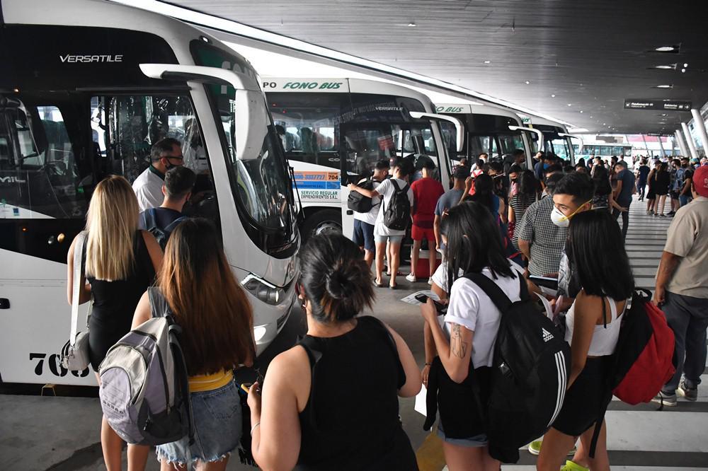 Con la apertura del turismo, mucho movimiento hacia Punilla