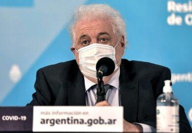 Alberto le pidió la renuncia a Ginés González García
