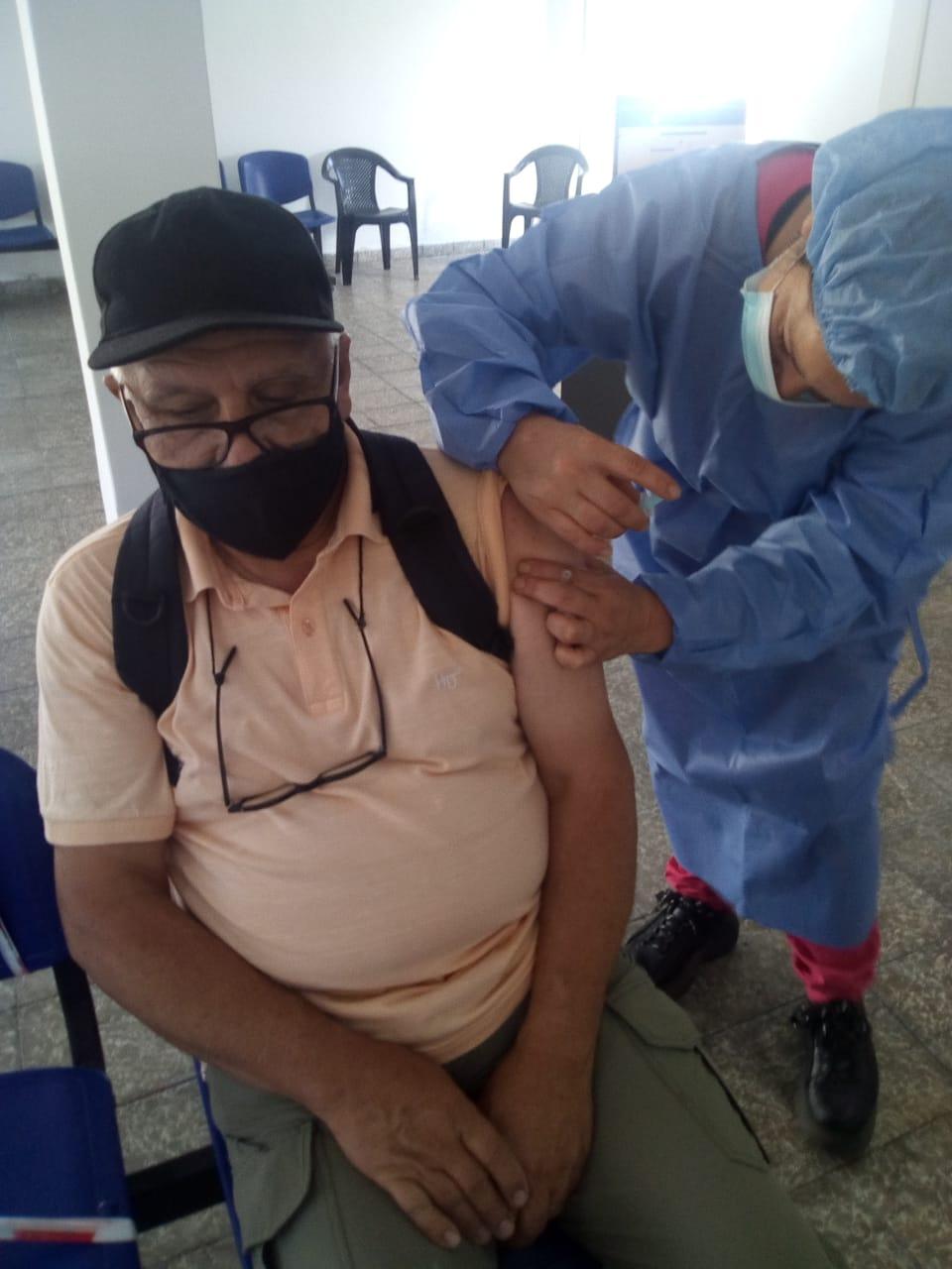 Capilla del Monte: la primer localidad del norte de punilla en vacunar contra el Covid-19