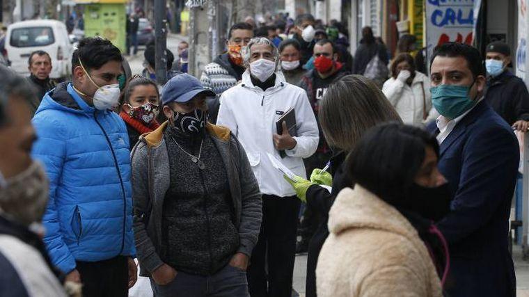 Chile: anuncian estrictos confinamientos en zonas turísticas