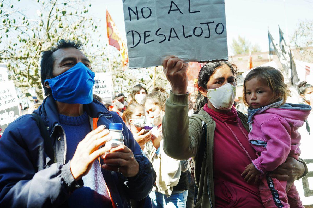 Finaliza hoy el decreto que congela alquileres y prohibe desalojos en el país