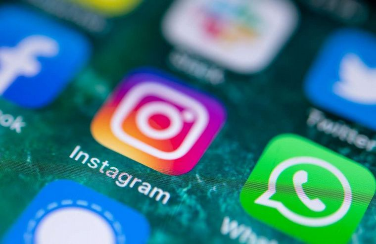 Reportan la caída de WhatsApp, Instagram y Facebook