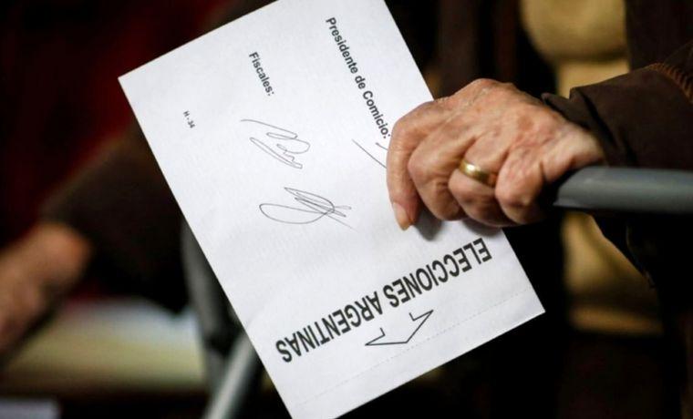 Cómo cerrar el sobre de votación en las PASO del domingo