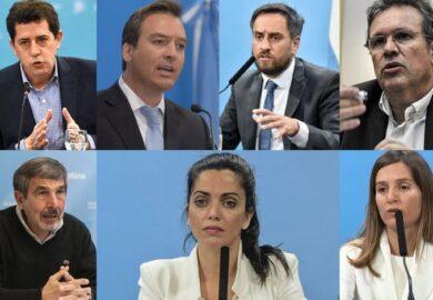 Los funcionarios afines a Cristina presentaron su renuncia